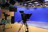 中教云天校園三維虛擬演播室擺脫空間局限  多場景隨心切換