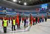 船營區舉行小學生冰上課教學研討展示暨體育教師冰上技能培訓班活動