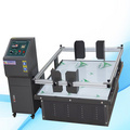 日用品包装测试模拟运输振动台测试稳定