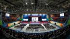 北京航空航天大学体育馆智能照明系统案例