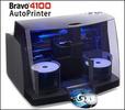 派美雅Bravo 4100全自动光盘打印机