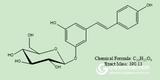白藜芦醇-3-O-β-D-葡萄糖苷