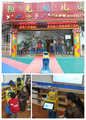 沃柯雷克晨检机器人助力多地幼儿园开着开学防疫工作