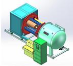 磁控溅射卷绕镀膜机