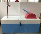 小学科技馆建设方案,科普产品 气流飞球