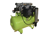 静音无油空压机 型号:HAD-A62Y