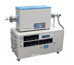 1700°C九通道混气高真空CVD系统-GSL-1700X-80-HVC9