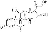 现货 Methylprednisolone/甲基泼尼松龙(甲基强的松龙) 97% (Chembest)
