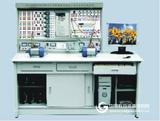 网络型PLC与变频调速高级电工综合实训考核装置