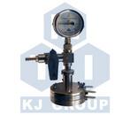 EQ-3ESTC15P 三极电池测量装置带机械压力表