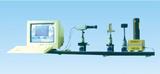 罗技CCD数显牛顿环实验装置