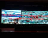 苏州吴江某中学承建室内P4全彩显示屏