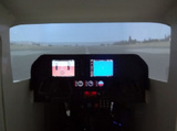 飛行模擬器
