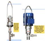 德国JESSBERGER化工高粘度泵