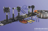 光纤器件与光通信原理实验平台