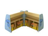 智拓星品牌幼儿园家具 幼儿书架书柜