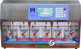 六联混凝试验搅拌器(六联电动搅拌机)