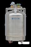 四川盛杰YDZ-50 50升自增压液氮罐