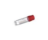 Greiner 2ml圆底外旋冻存管(有可写区,红色,可立,灭菌)货号126280