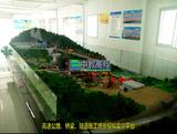 公路、桥梁与隧道施工场景模拟实训装置