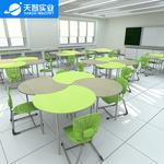 36位物理學科教室(月牙課桌椅)