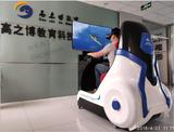 單人VR飛行模擬器