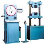 WE-300D液压万能试验机