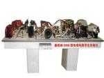 HTJX-D1-2桑塔纳2000综合性全车电器实验台