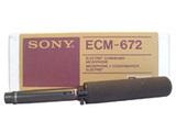 索尼話筒ECM-672