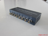 意灵思 同轴视频分配型放大器,成功应用于学校教室电视分配系统