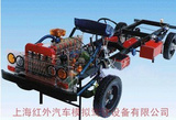 东风EQ140汽车教学整车模型 汽车模型
