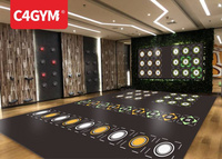 c4gym智能训练系统全息训练大数据分析