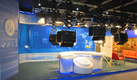 虚拟演播室关键技术-北极环影