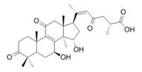 灵芝烯酸A  100665-40-5