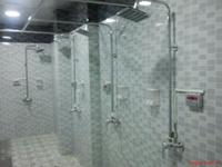宿舍刷卡限水节水洗澡设备