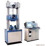 WE-300B万能材料试验机(微机电液伺服)