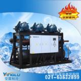 150P工业制冷机组 汉钟三并联水冷机组