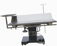 电动升降动物手术台