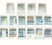 《机械制图》示教陈列柜