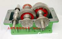 BR-C 拆装减速器(全铝制)技术参数