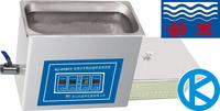 舒美牌KQ-400KDE台式高功率数控超声波清洗器