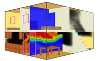 消防火灾模拟软件——Pyrosim 三维软件