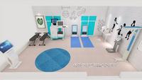 学生体质健康智能监测室-学校智能型体育功能室