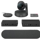 罗技广东省代理供应视频会议VC880视频会议系统方案