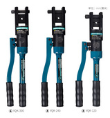 邦泽电力快速液压钳压线钳手动YQK- 120 240 300钢筋电缆压接钳