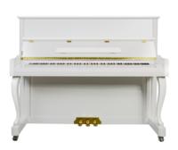 乔治布莱耶钢琴GB-U2全新立式钢琴教学钢琴 高端演奏考级用琴88键 GB-U2(黑色白色)