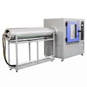 IPX5-6防水淋雨试验箱转盘过流保护