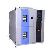 温州高低温冲击试验箱冷平衡调温控制