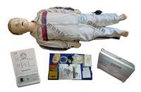 XB/CPR150高級兒童心肺復蘇訓練模擬人 少兒CPR急救模擬人