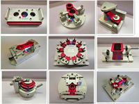 精品机床夹具拆装模型 君晟品牌  机械结构示教演示仪器  定制 热销 欢迎选购